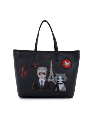 Karl Lagerfeld Shopper bag + Organizer