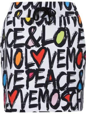 Love Moschino Spódnica | Slim fit