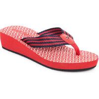 Flip flops Tommy Hilfiger red