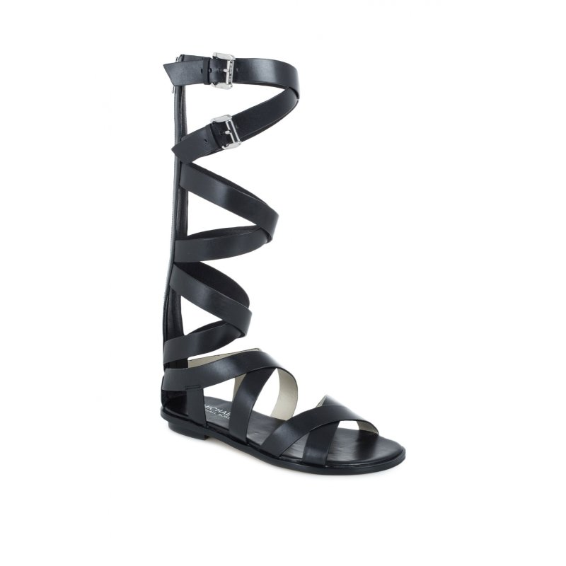 Darby gladiator sandals Michael Kors black