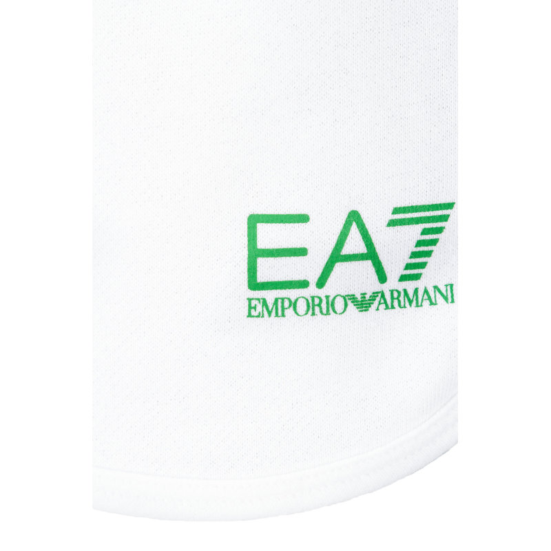 Szorty EA7 biały