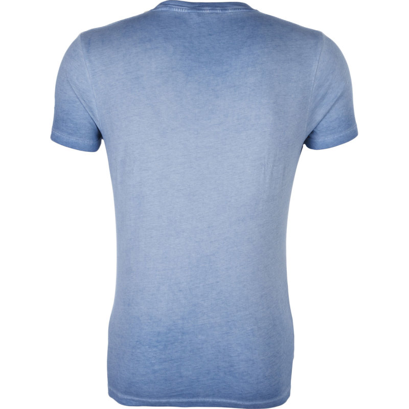 T-shirt Battersea Pepe Jeans London niebieski