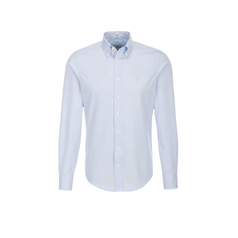 Pinpoint Oxford shirt Gant baby blue