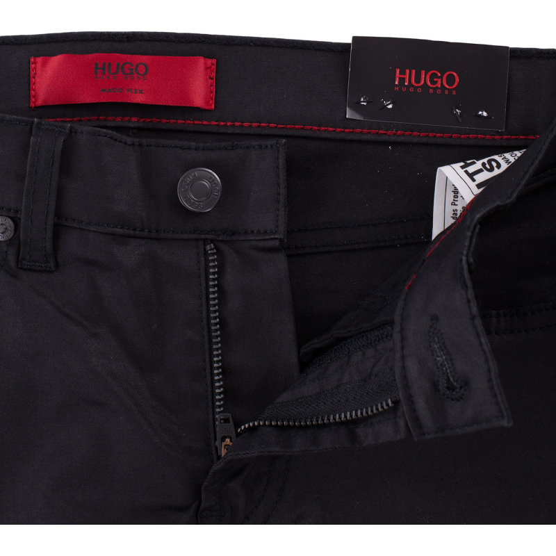 Spodnie Gilljana/7 Hugo czarny