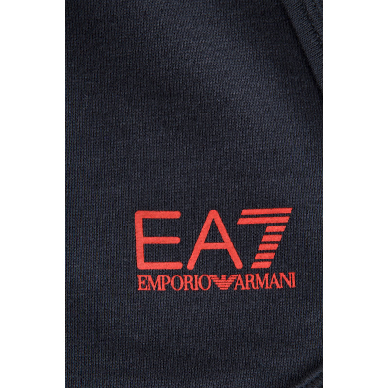 Szorty EA7 granatowy