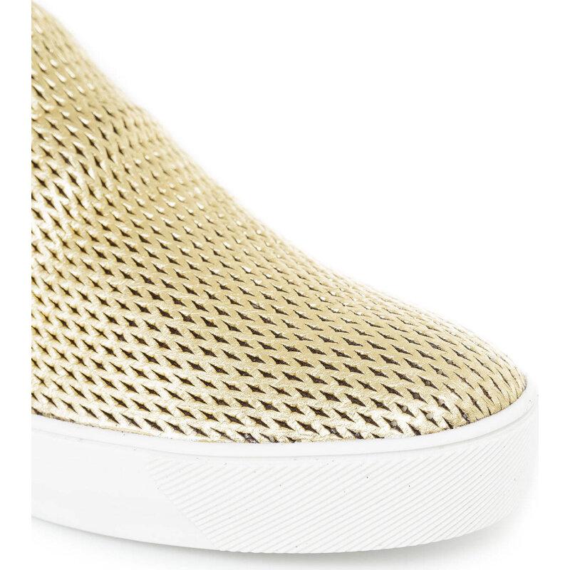 Minna Slip On Shoes Napapijri gold