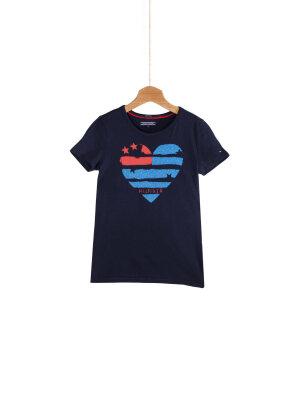 Tommy Hilfiger T-shirt Flag heart