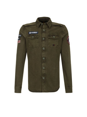 Superdry Koszula SD Army Corps