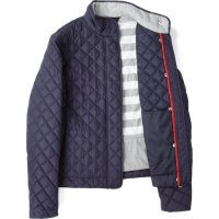 Quilted Jacket Tommy Hilfiger navy blue