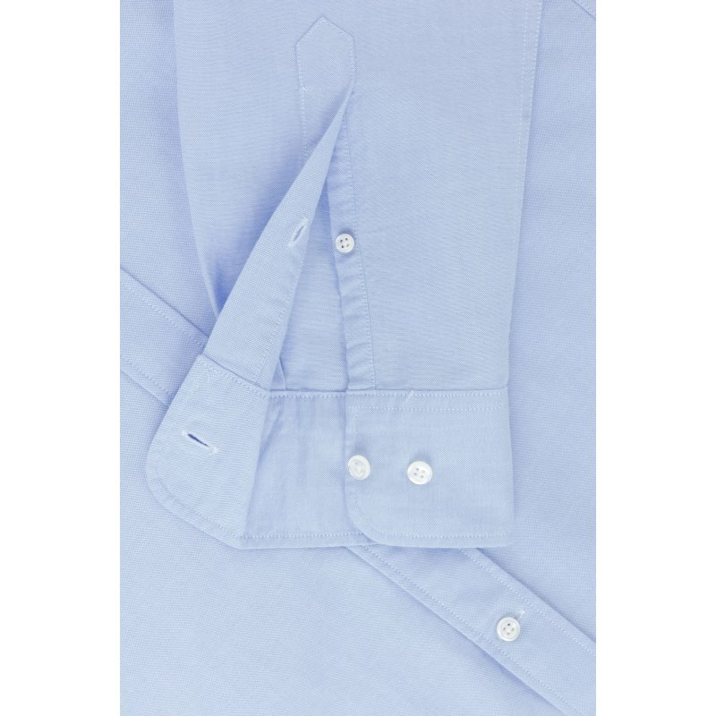 The Oxford shirt Gant blue