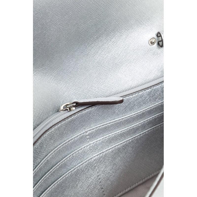 Cynthia clutch Michael Kors silver