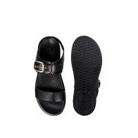 Sandały Pollini czarny