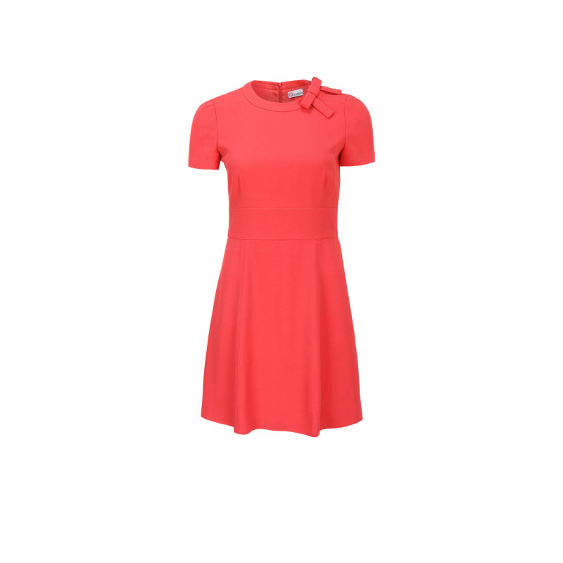 Dress Red Valentino coral