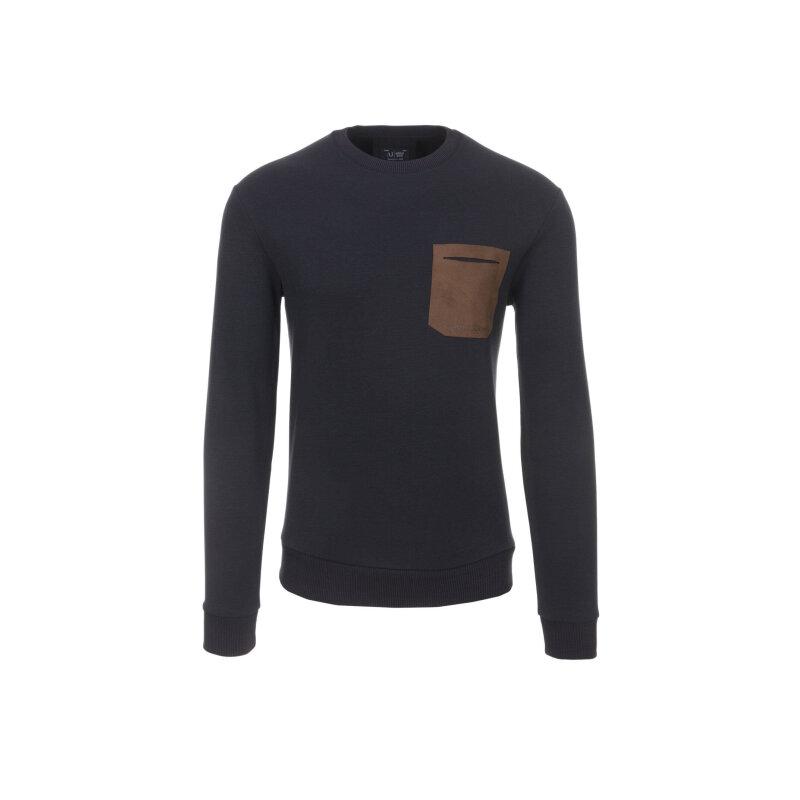 Bluza Armani Jeans granatowy