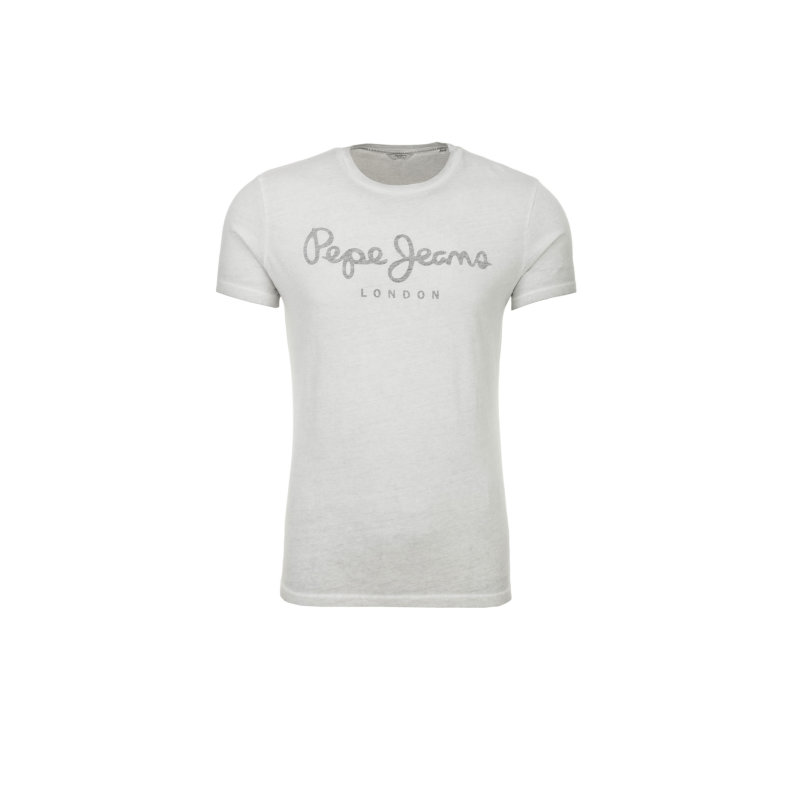 T-shirt Battersea Pepe Jeans London popielaty