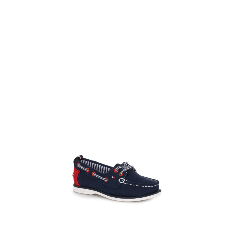 Deck JR 1D-1 loafers Tommy Hilfiger navy blue