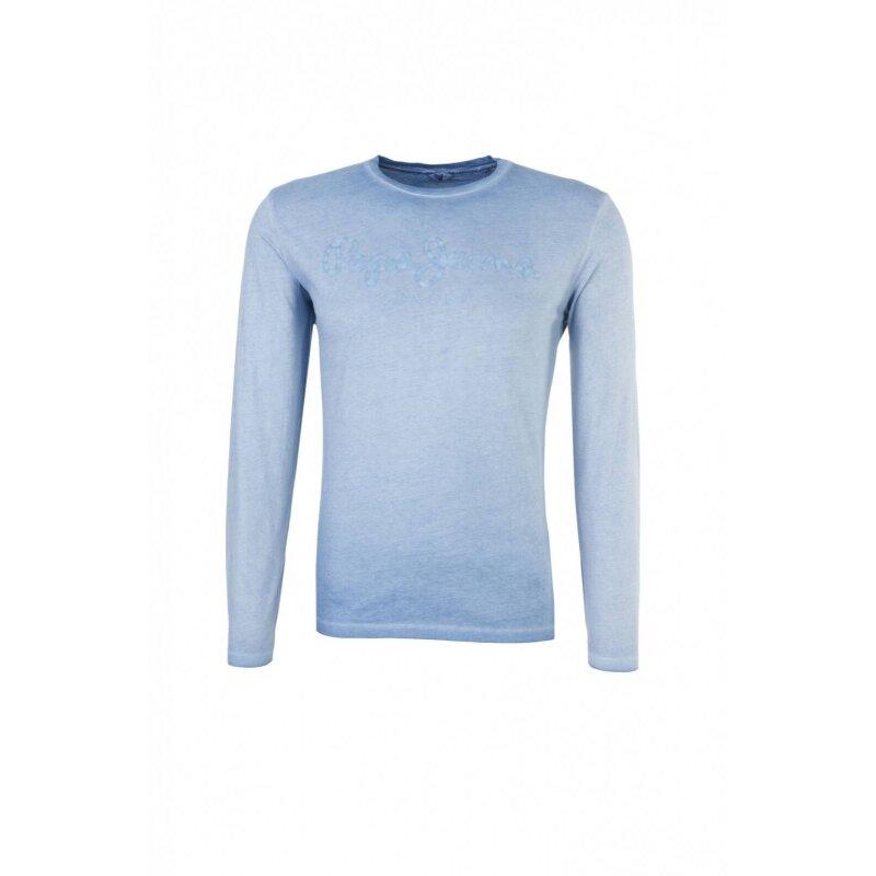 Longsleeve Battersea Pepe Jeans London niebieski