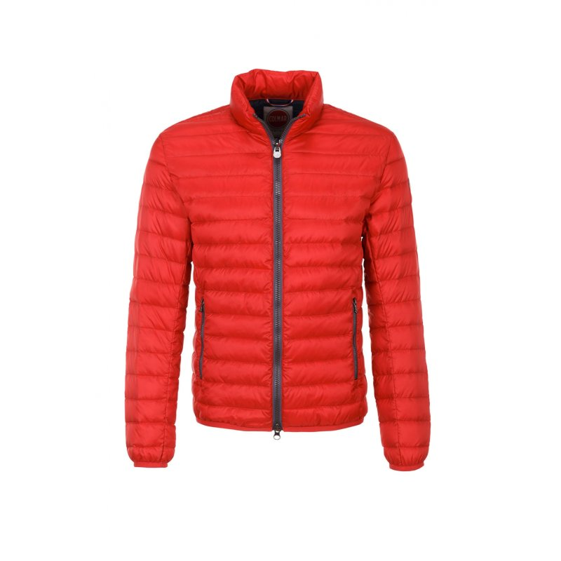 Punk jacket Colmar red