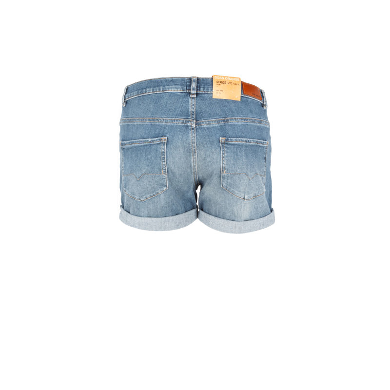 J70 Phoenix Mineral shorts Boss Orange blue