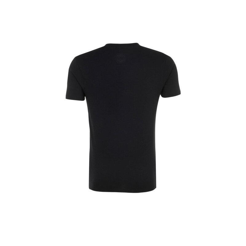 T-Shirt Escobal Colmar czarny