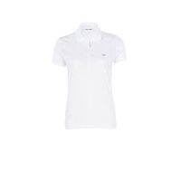 Polo Lacoste biały