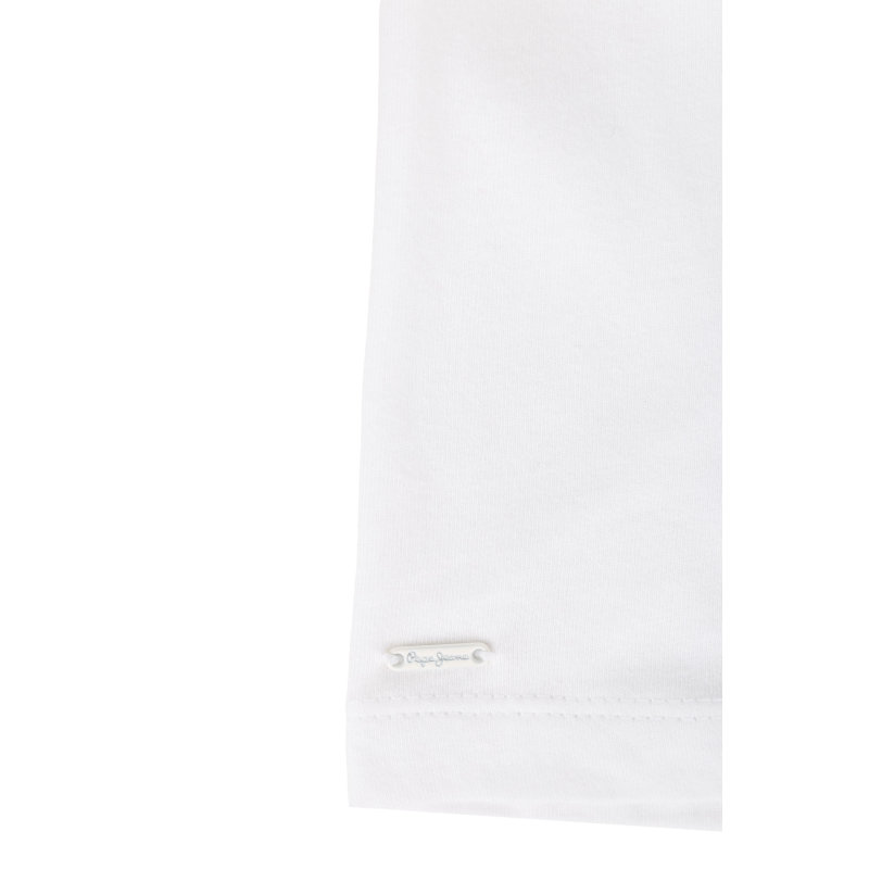 Galloway T-shirt  Pepe Jeans London white