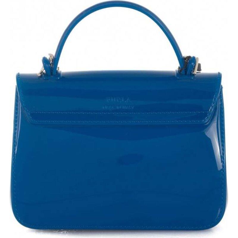 Kuferek Candy Furla niebieski