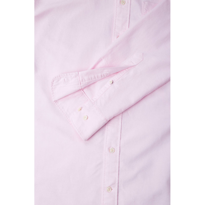 The Oxford shirt Gant pink