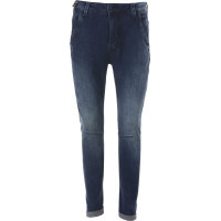 Boyfriendy Topsy Pepe Jeans London niebieski