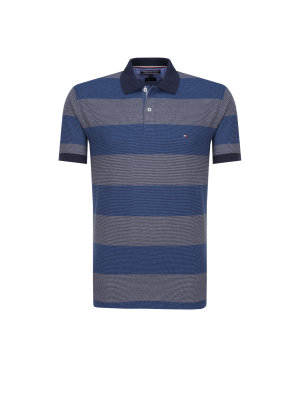 Tommy Hilfiger Polo Jacquard Structure