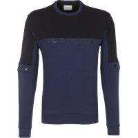 Sweatshirt Iceberg navy blue