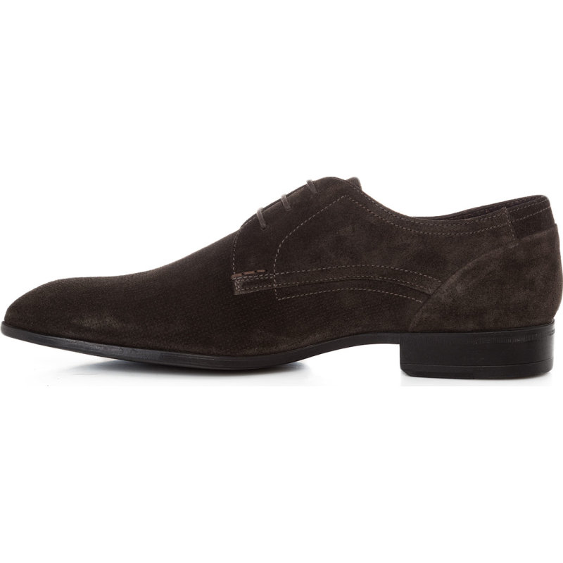 New Harley Derby shoes Strellson brown