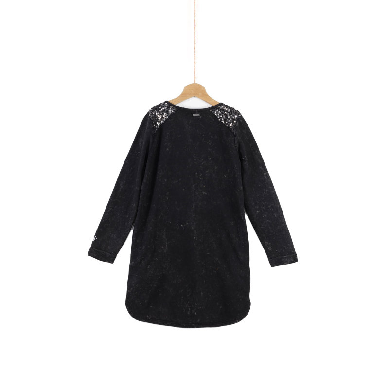 Sukienka Samira Pepe Jeans London czarny