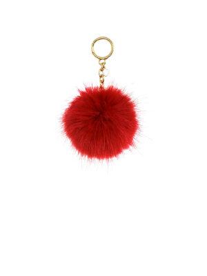 Michael Kors Fluffy key ring