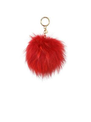 Michael Kors Fur key ring