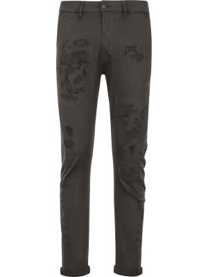 Guess Jeans Trousers Hank Curved