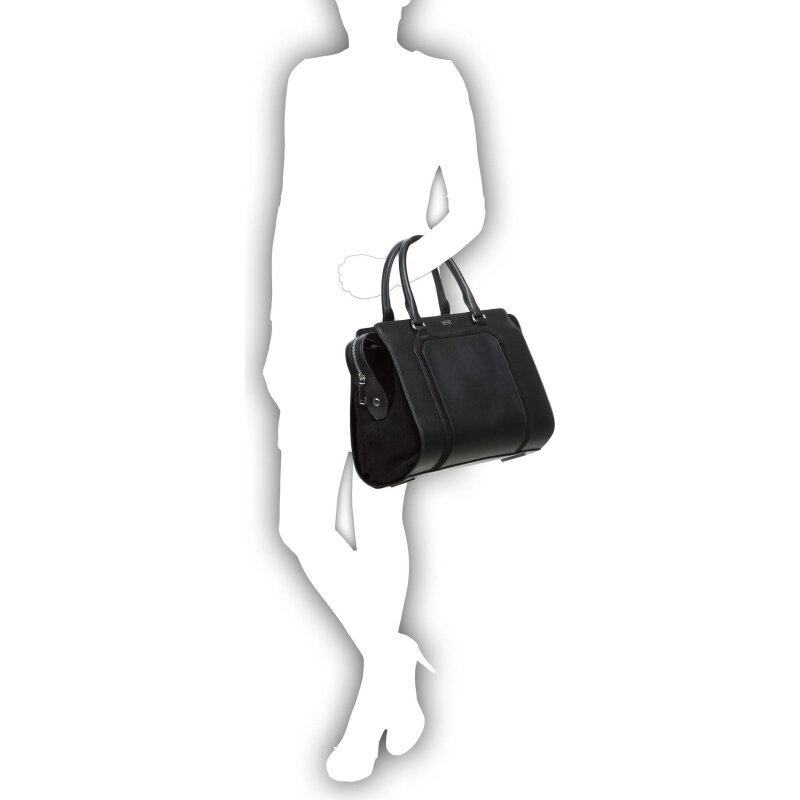 Shopperka Fania Hugo czarny