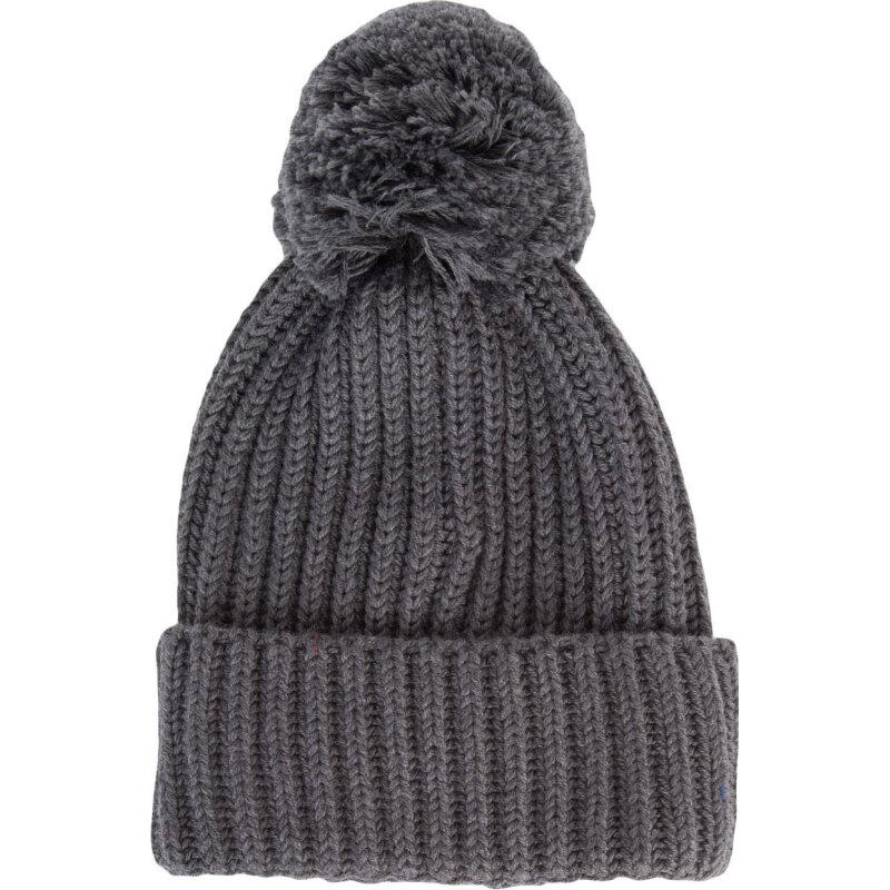 czapka Tenda Weekend Max Mara szary