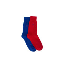2-pack socks Polo Ralph Lauren red