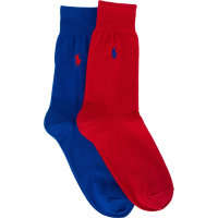 2-pack socks Polo Ralph Lauren red