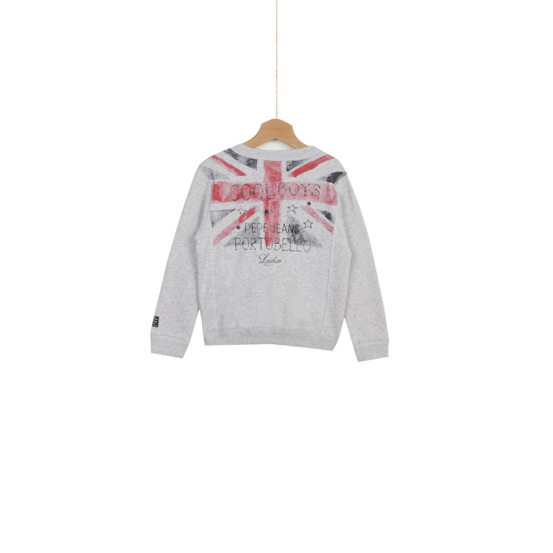 Sweter Marc Kids Pepe Jeans London szary