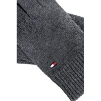 Gloves Tommy Hilfiger charcoal