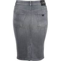 Skirt Armani Jeans gray