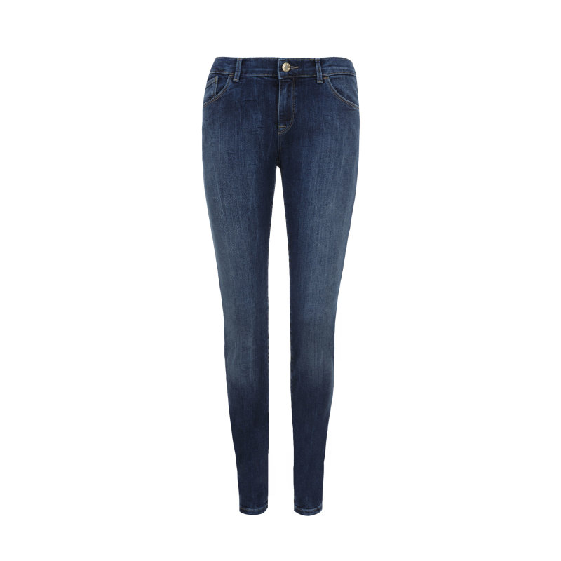 Jeansy J23 Armani Jeans niebieski