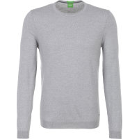Sweter C-Coby_01 Boss Green szary