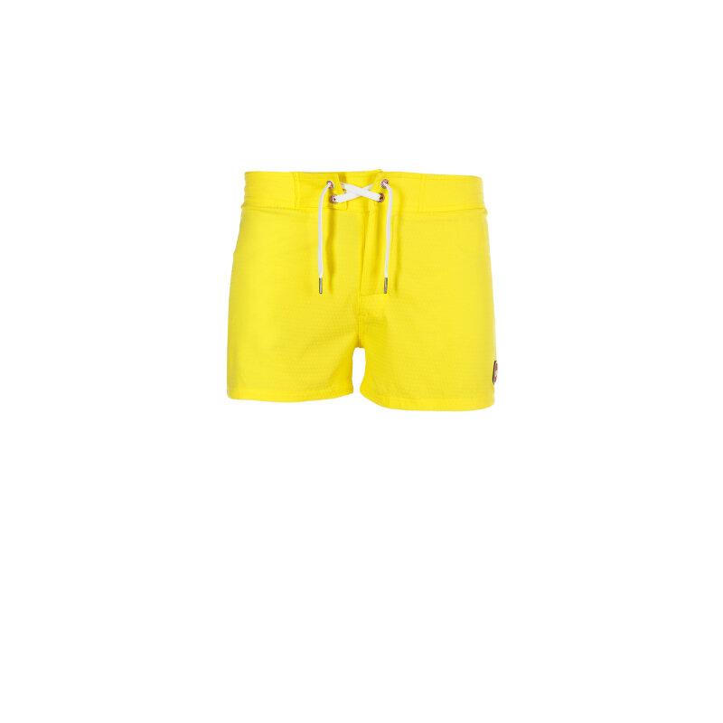 Szorty Kąpielowe Script Colmar żółty