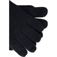 Rękawiczki Pima Tommy Hilfiger czarny