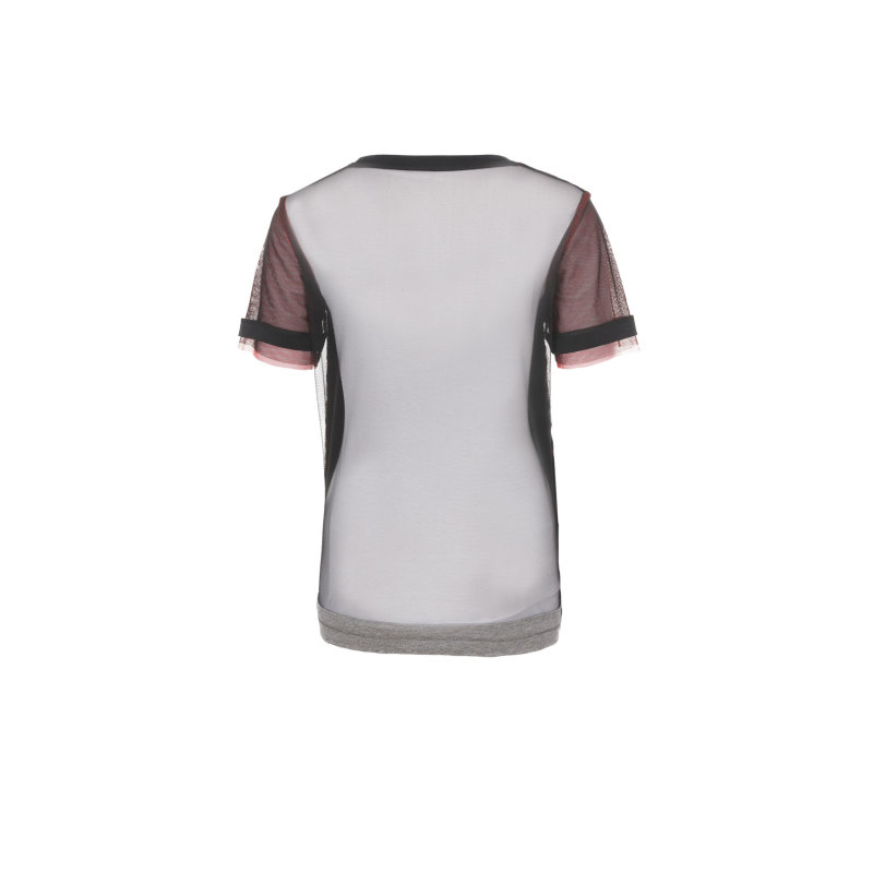 T-shirt T-raven tank-top Diesel grafitowy