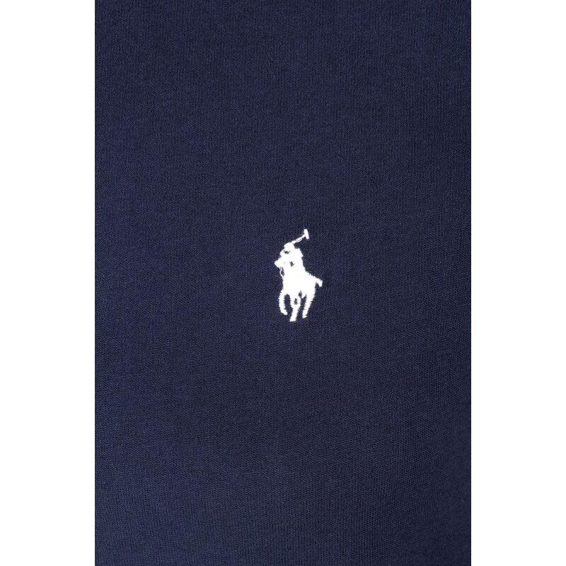 Longsleeve/Piżama Polo Ralph Lauren granatowy