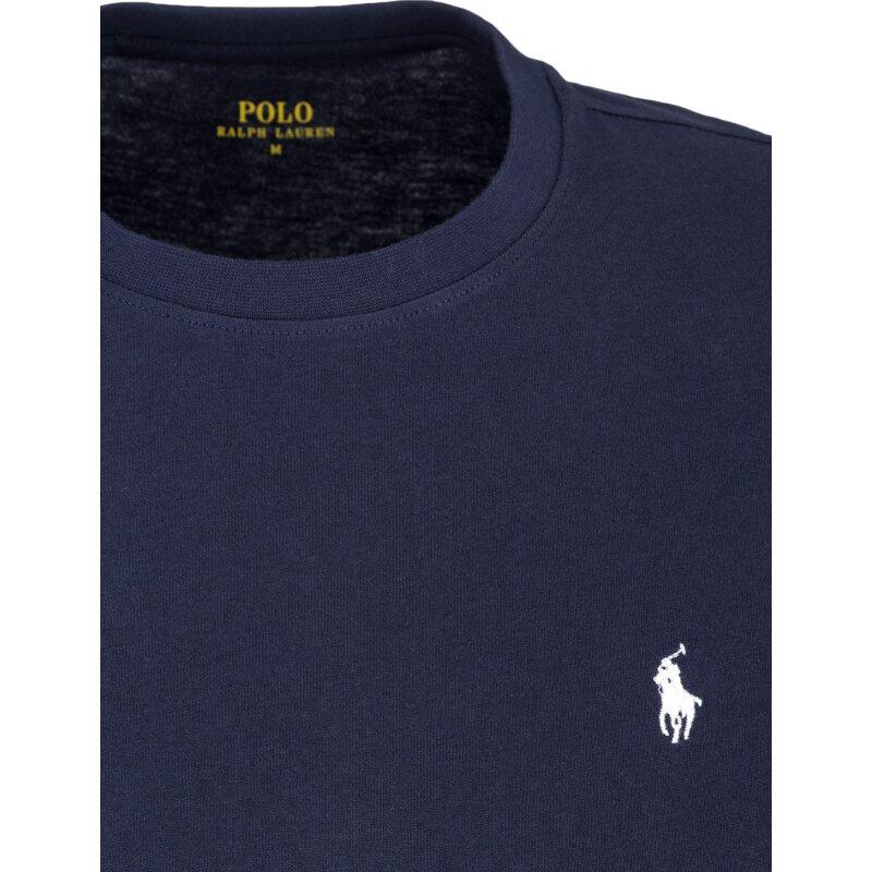 Longsleeve Polo Ralph Lauren granatowy